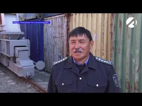 В Астраханской области Управлением Россельхознадзора пресечен ввоз более 35 тонн рыбной продукции без ветеринарных сертификатов