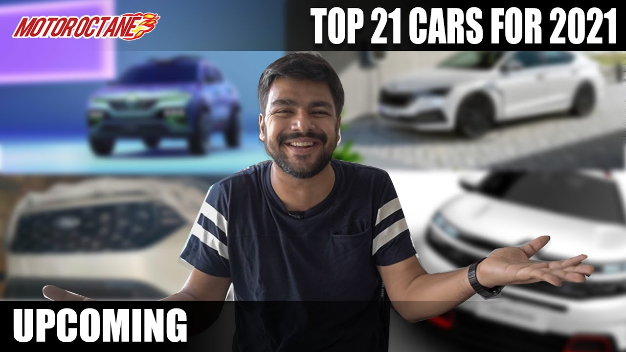 Motoroctane Youtube Video - Top 21 Upcoming Cars for 2021