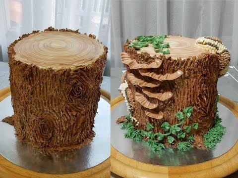 """УКРАШЕНИЕ ТОРТОВ, Торт """"ПЕНЬ"""" от SWEET BEAUTY СЛАДКАЯ КРАСОТА, Cake Decoration"""