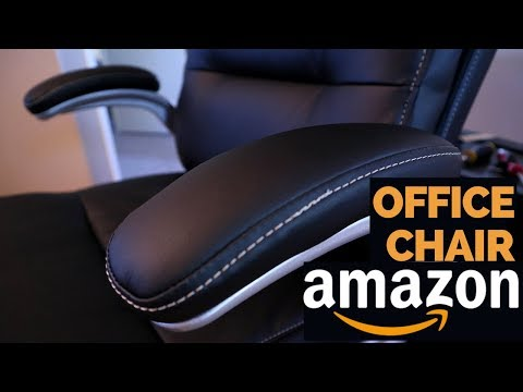 Amazon Office Chair Review – YouTube Studio on a Budget!