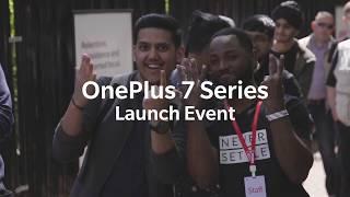 OnePlus 7 Series Launch Event Recap