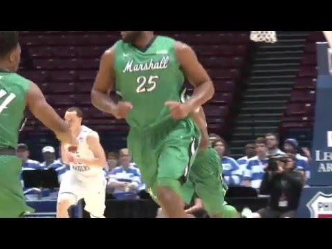 Marshall Men's Basketball, C-USA Wrap Up