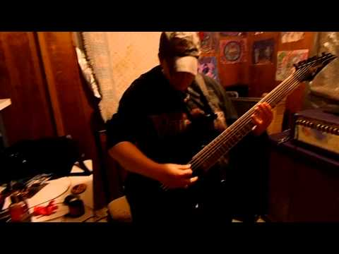 Sweet Tooth By Otep Guitar Cover