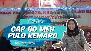 VLOG | Meriahnya Perayaan Cap Go Meh 2020 Pulo Kemaro, Palembang