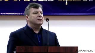 Владимир  Ноздрин - ЧТО ТАКОЕ СВОБОДА (Проповедь)