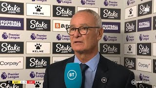 """""""We have to improve."""" Claudio Ranieri on a tough start to life at Watford"""