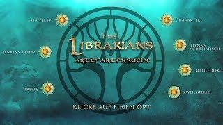 The Librarians  | Interaktives Video zur Serie