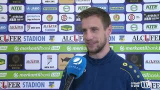 Varga Barnabás: Örülök, hogy gólokkal tértem vissza