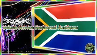 South Africa National Anthem Rock Version by Mikey Rukus, w/lyrics
