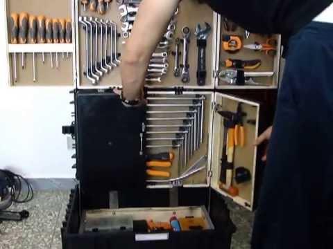 Scatola porta utensili/Attrezzi autocostruita