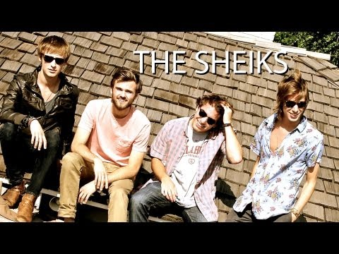 The Sheiks - Wasted Time - The Conservatory - OKC