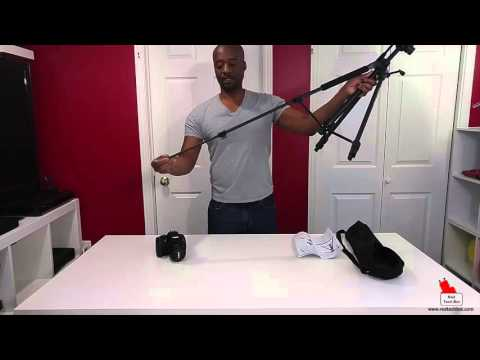 Insignia Tripod for Cameras and Camcorders Review