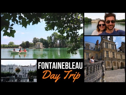 PARIS DAY TRIP TO FONTAINEBLEAU | One of the best day trips from Paris 👌