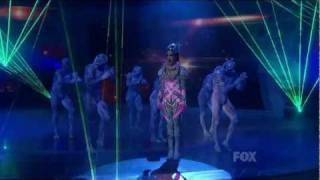 Katy Perry, E.T. @ American Idol (USA), 2011/04/21