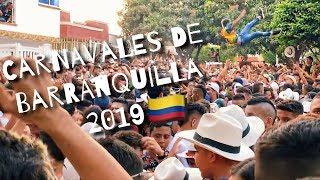 BARRANQUILLA ESTA COLETA! CARNAVALES DE BARRANQUILLA 2019