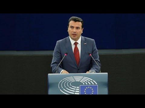 Ζάεφ: «Αναγνωρίζεται μακεδονική γλώσσα και έθνος»