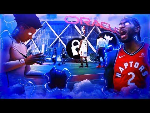 FINALS MVP KAWHI LEONARD and my DEMIGOD BUILD are UNBEATEN on NBA2K19