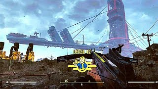 FALLOUT 76 Character Creation & System Gameplay Demo (2018)