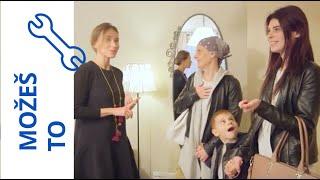 IKEA Makeover - Obitelj Komušar