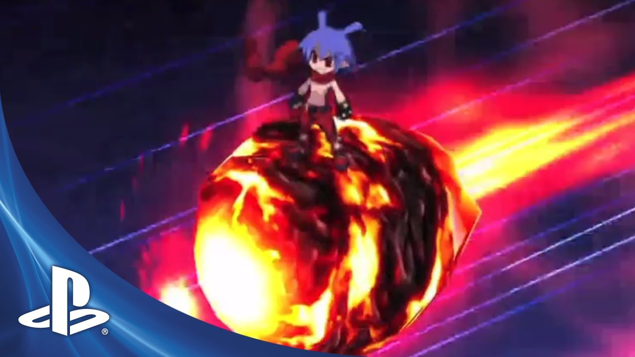 Disgaea D2: A Brighter Darkness Out Today on PS3