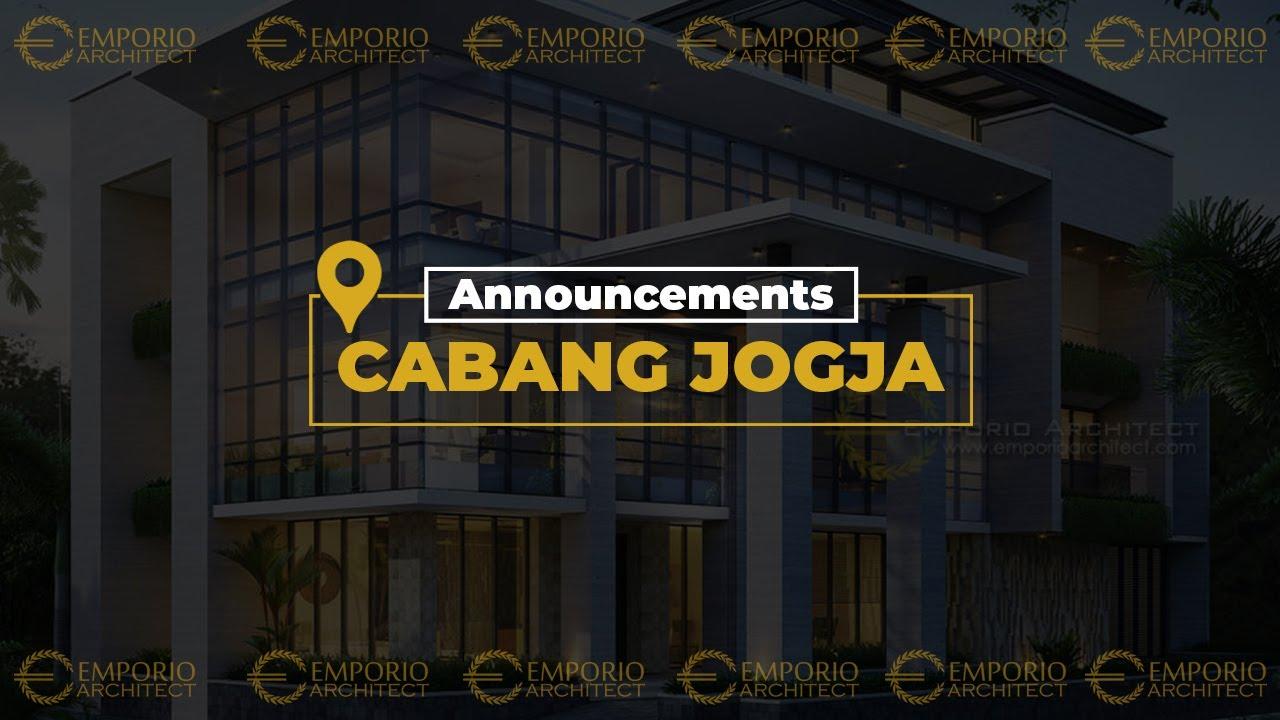 Emporio Architect Telah Resmi Hadir di Daerah Istimewa Yogyakarta