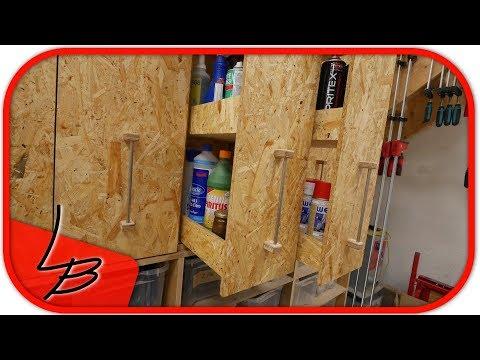 #2 Hast du wenig Platz in der Werkstatt? | Apothekerschrank selbst bauen |  Lets Bastel