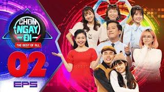 Chọn Ngay Đi - Tập 2 FULL: Dàn hotgirl Misthy, Lê Lộc, Trang Hý xuất sắc đối đầu khán giả