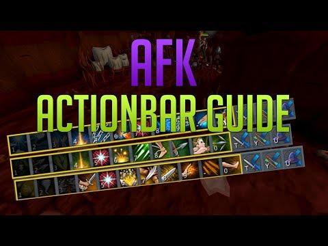 Runescape Afk Training