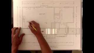 How to create basic blueprints (Plan view)