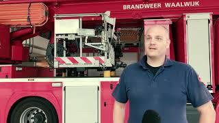 Nieuwe brandweerkazerne Waalwijk