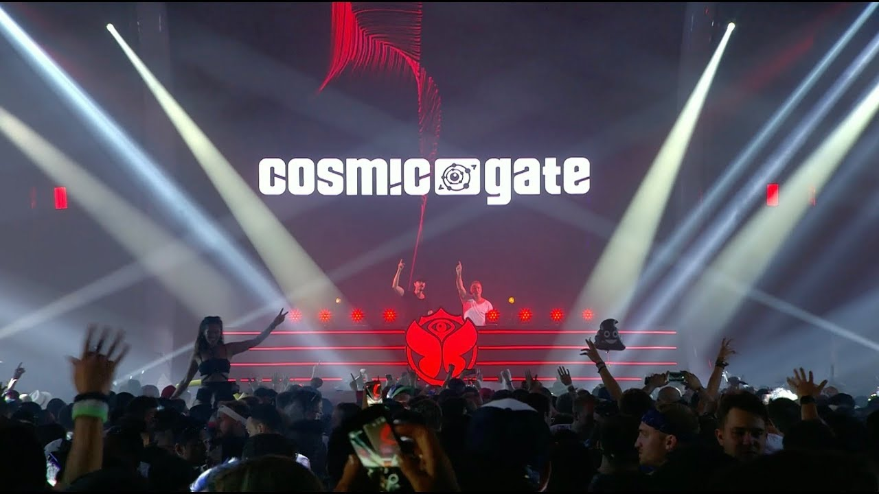 Cosmic Gate - Live @ Tomorrowland Belgium 2018 W2 ASOT Stage
