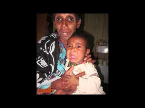 La Fam al món / El hambre en el mundo africa etiopia