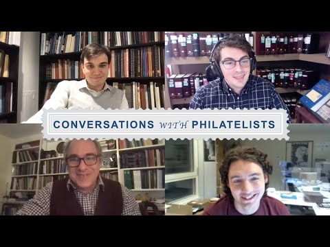 Conversations with Philatelists: Ep. 38: Marcus Orsi and Ricky Verra: The Importance of Mentorship in Philately