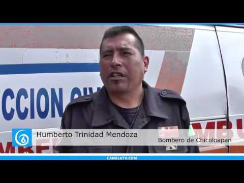 Entrevista con Bomberos de Chicoloapan