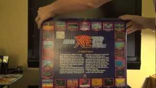 ИТ-музей: достаем из коробки Atari XEGS