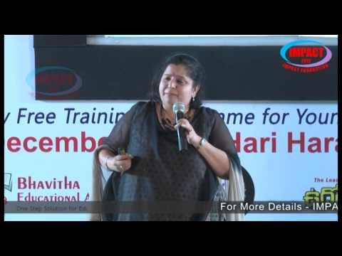 Resume|Revathi Turaga|TELUGU IMPACT Hyd Dec 2013