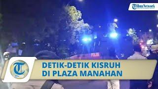 Detik-detik Kisruh di Plaza Manahan, Buntut Kasus Pembacokan Anggota PSHT