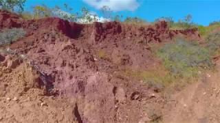 Cratera de Macacos - FPV na cratera - Mai/20 - #2