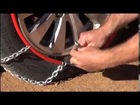 How to fit Hoop Chains