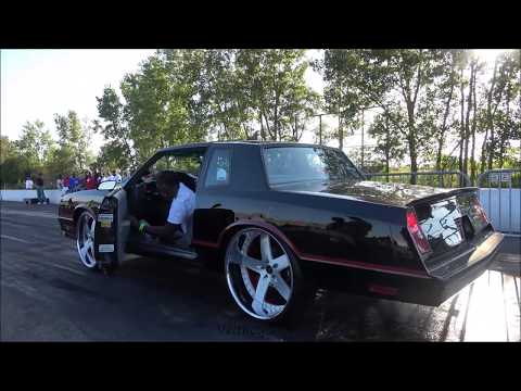 """Veltboy314 - Monte Carlo SS On Brushed 26"""" Vellano Wheels, Wilwood Brakes  - Chi-Town $how & Go"""