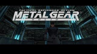 Metal Gear Solid - Gameplay epañol