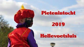 De Pietenintocht Hellevoetsluis 2019