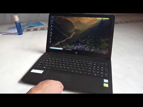 my hp laptop 15-da0074tx (2018) review