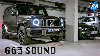 2019 Mercedes-AMG G63 - DRIVE & SOUND!
