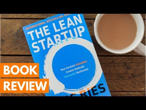 BOOK REVIEW: The Lean Start-Up by Eric Ries | Roseanna Sunley Business Book Reviews