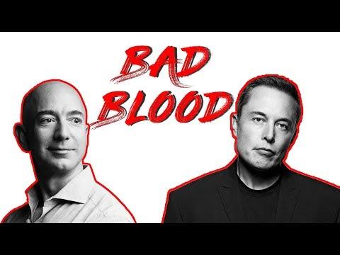 Jak vznikla rivalita mezi SpaceX a Blue Originem - Svět Elona Muska