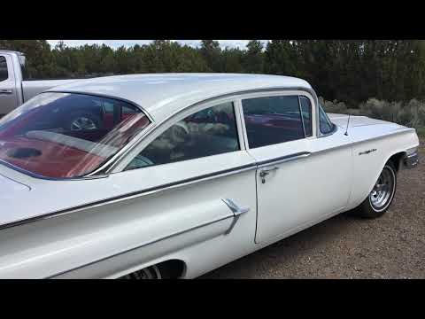Video of Classic '60 Bel Air located in Colorado - $17,995.00 Offered by a Private Seller - Q1E6