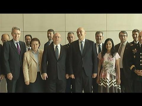Σήμερα ο β΄ γύρος Στρατηγικού Διαλόγου Ελλάδας ΗΠΑ