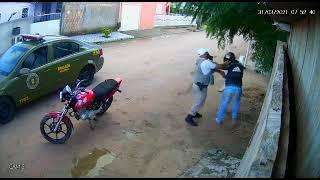 Brigada Militar investiga agressão de policial a motociclista durante abordagem