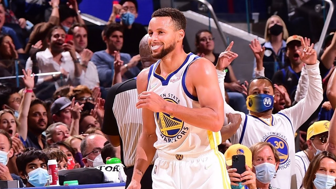 Steph Curry 1st THREE on Quest For 1st ALL-TIME 3-Point Record!